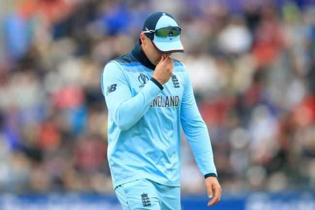 Jason Roy could miss next week's clash with Australia due to his left hamstring injury