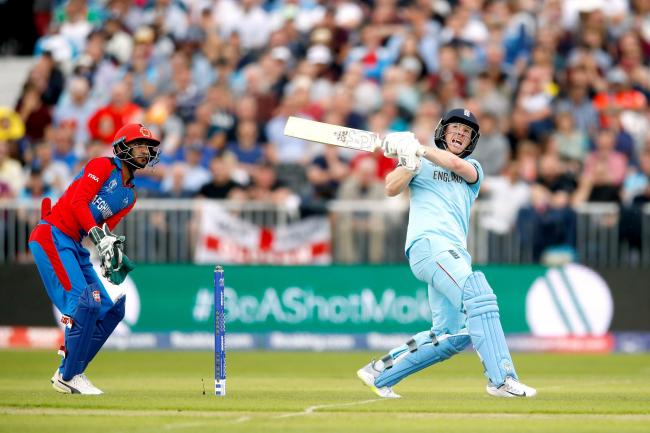 England v Afghanistan – ICC Cricket World Cup – Group Stage – Old Trafford