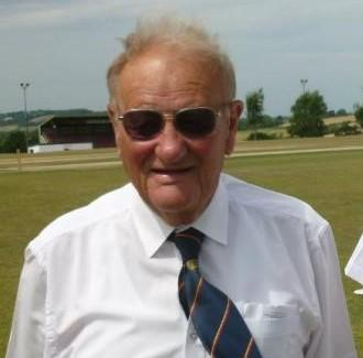 Umpire John Williams died after being struck by a cricket ball.