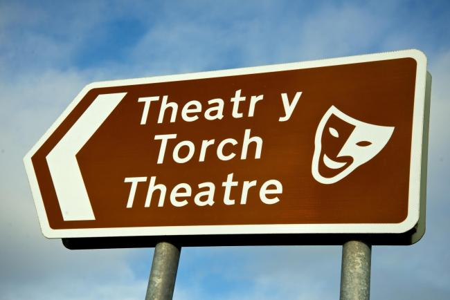 GV of Torch Theatre, Milford Haven. PICTURE: Western Telegraph