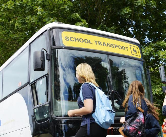 School bus stock photo. Picture: Mark Hemsworth