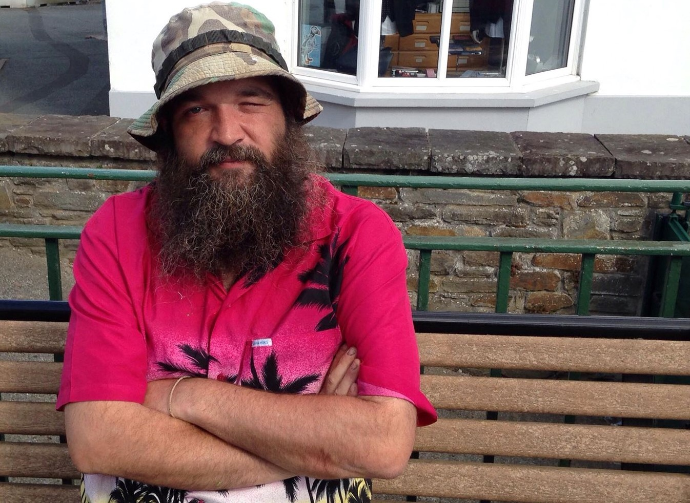 'It's a community I'm proud to be part of,' busker slammed in letter praises Pembrokeshire people's support