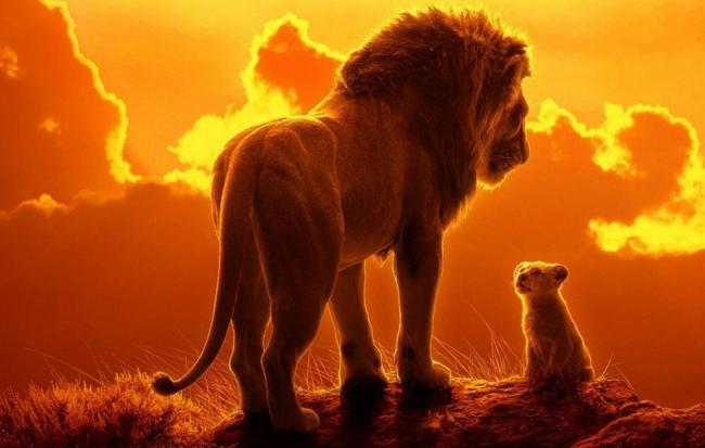 The Lion King Will Be The Final Showing Of The Torch