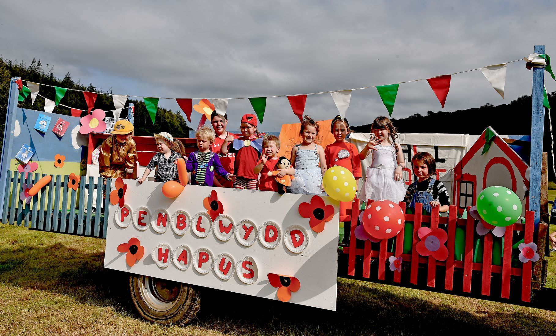 Gwaun Valley carnival returns for its 66th year