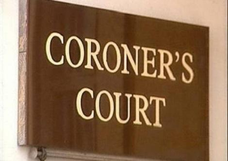 The coroner has been informed after the body of a 54-year-old man was found