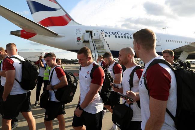 England start their campaign against Tonga
