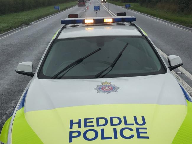 Man charged with driving offences after New Hedges incident