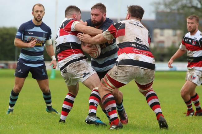 It was a big win for Pooler in Narberth. PICTURE: Riley Sports Photography.