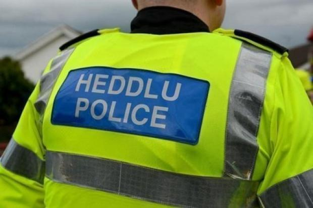 Police spoke to the defendant at Pemberton Park, Llanelli