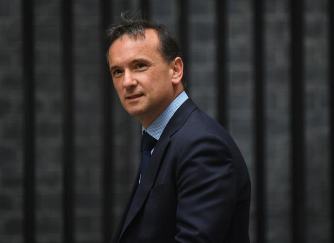 Welsh Secretary Alun Cairns who has written to the Prime Minister to tender his resignation as Secretary of State for Wales after being accused of