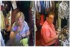 Do you recognise these people? CCTV appeal after shoplifting claim