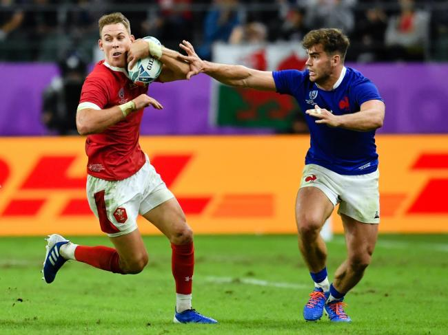 MISSING: Wales will be without Liam Williams for the Six Nations opener against Italy