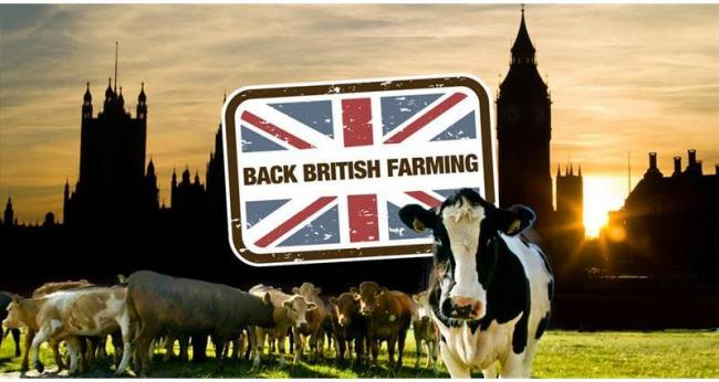 The NFU has postponed its food standards rally in London on March 25