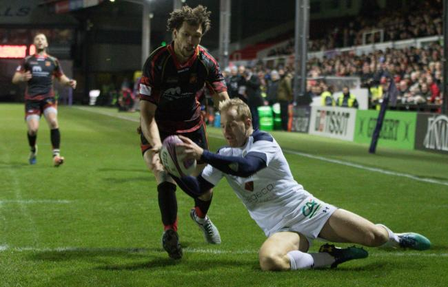 FORMIDABLE: The Dragons could be up against the likes of Clermont Auvergne in the Champions Cup