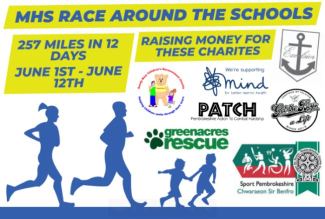 Milford pupils will be fundraising next week.