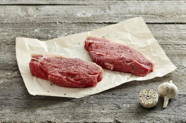 Red meat sales optimism PICTURE: Phil Boorman