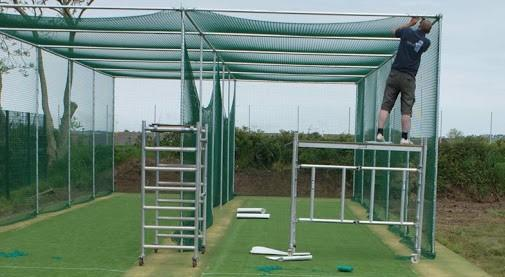 Clubs can re-open net facilities on Monday.