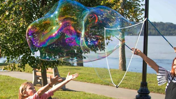 Western Telegraph: What's not to love about bubbles? Credit: Etsy / BubblePalooza