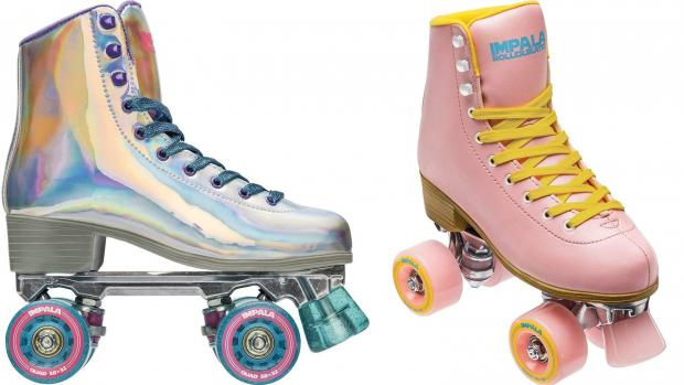 Western Telegraph: Take part in this summer's hottest trend with these roller skates. Credit: Impala / Amazon