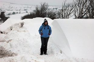 North Pembrokeshire Blizzards