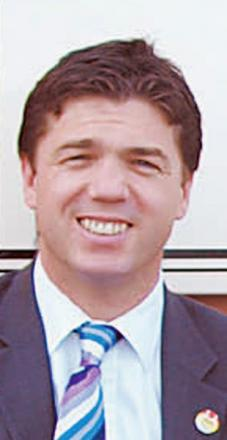 Stephen Crabb, MP for Preseli Pembrokeshire, has been appointed to serve in the new coalition