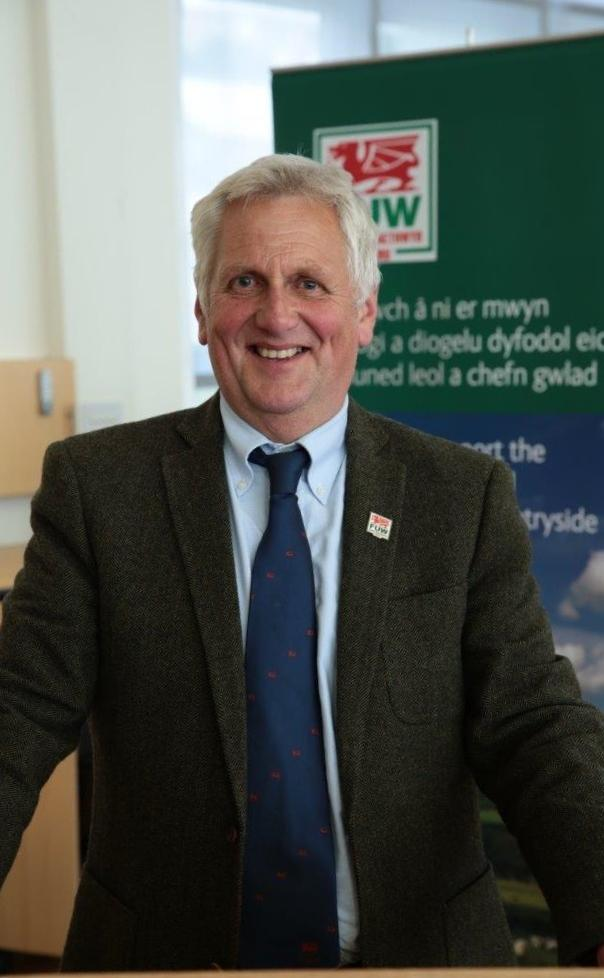 English plan in Welsh clothing – FUW president Glyn Roberts