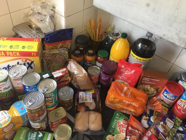 Pembrokeshire foodbank Patch temporarily closed after Covid case