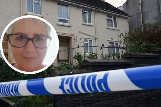 An inquest into the death of a murdered Pembroke Dock woman was opened and adjourned this morning