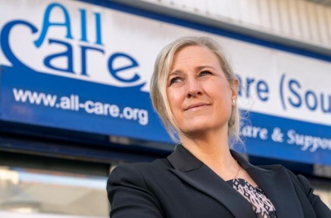 Care Forum Wales Council member Keri Llewellyn