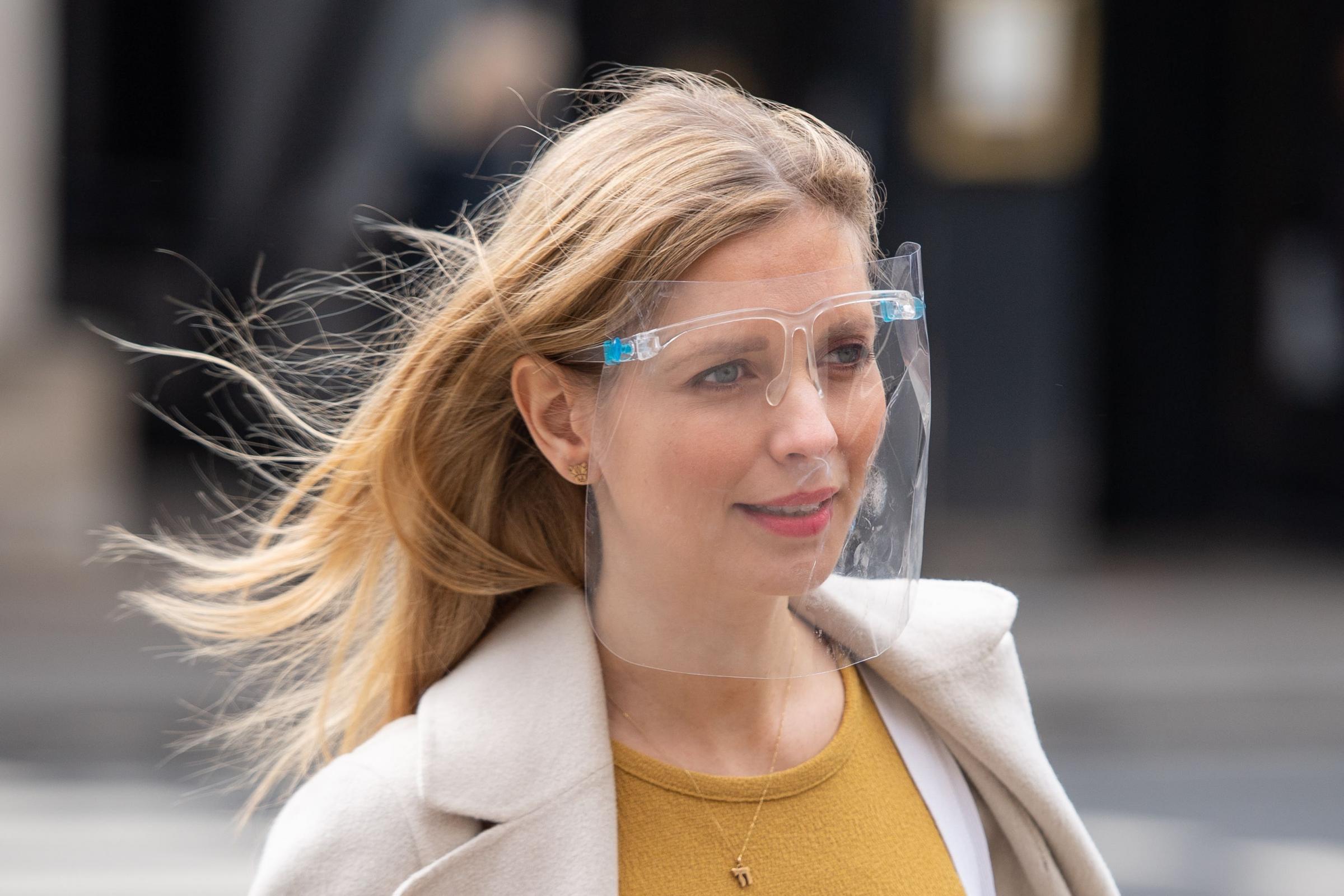 Rachel Riley tells judge former Corbyn aide was blowing a 'dog whistle'