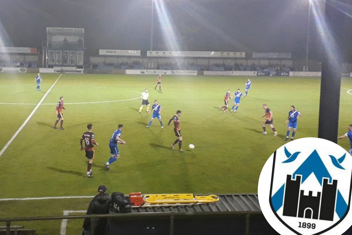 Met end County's cup ambitions in match marred by Danny Williams injury