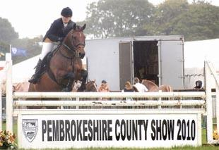 Pembrokeshire County Show,Withybush showground August 17-19, 2010.