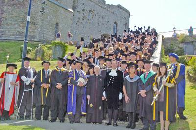 You can buy any of our pictures from the graduation ceremony. Click on the link below.