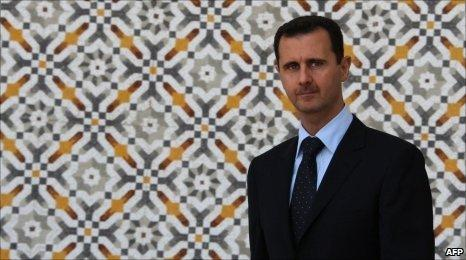 President Assad of Syria - The next dictator to fall in the Middle East?