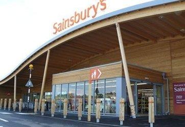 Sainsbury's Dawlish Store, opened August 2011