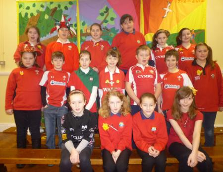 Extra St David's Day Pictures 2012 Goodwick School