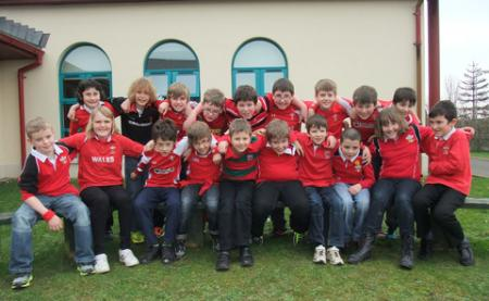 St David's Day 2012 Spittal School