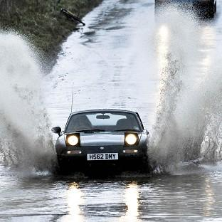 The Environment Agency said five flood warnings re