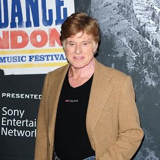 Robert Redford launches the Sundance London Film and Music Festival at the O2 in London