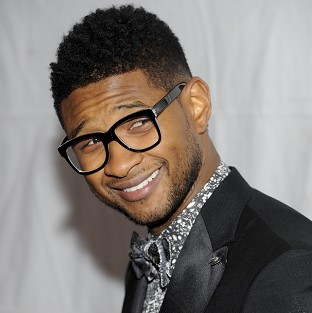 Usher's new album Looking for Myself is released on June 12 (AP/Evan Agostini)