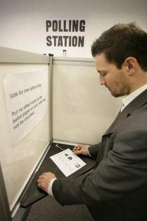 Pembs at the polls: decision time for voters