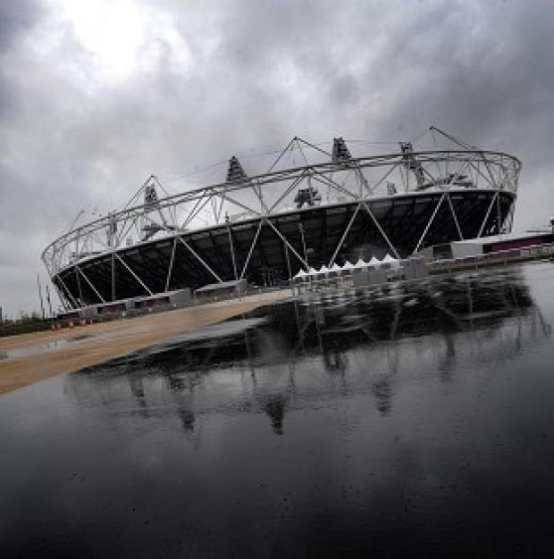 Western Telegraph: A decision on the future of the Olympic Stadium has been delayed