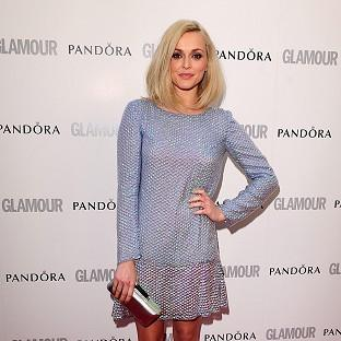 Fearne Cotton has hit back at criticism of her TV presenting skills during the jubilee