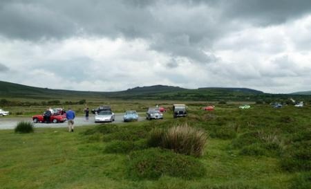 The Preseli Bluestone Run started at Gellyswick and finished in Narberth.