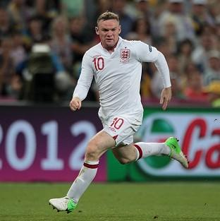 Roy Hodgson was delighted with match-winner Wayne Rooney (pictured) after the victory over Ukraine