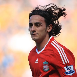 Alberto Aquilani is heading back to Liverpool, according to his agent