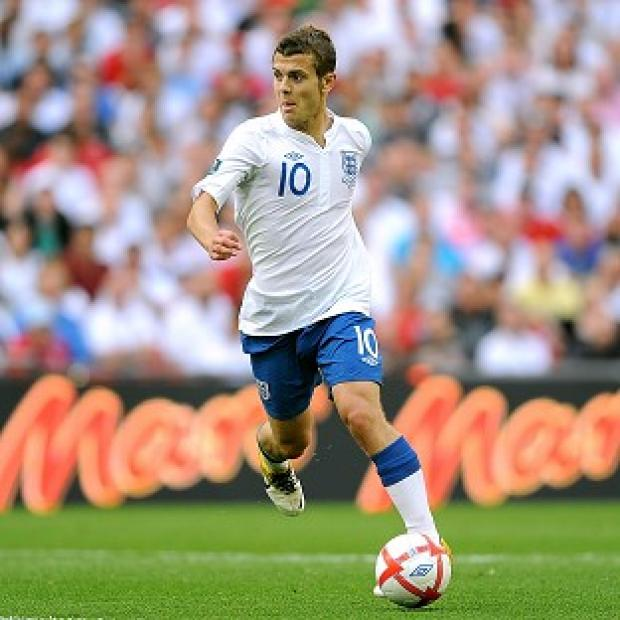 Jack Wilshere (pictured) could help England improve their ability to keep possession, according to Harry Redknapp
