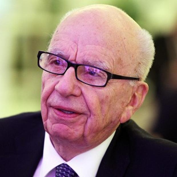 Rupert Murdoch's News Corporation is considering plans to split the business in two