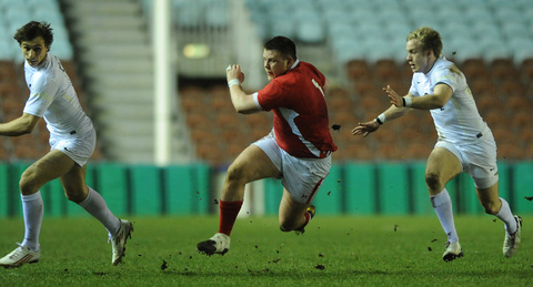 'Dream comes true' for rugby stars as Wales finishes in third