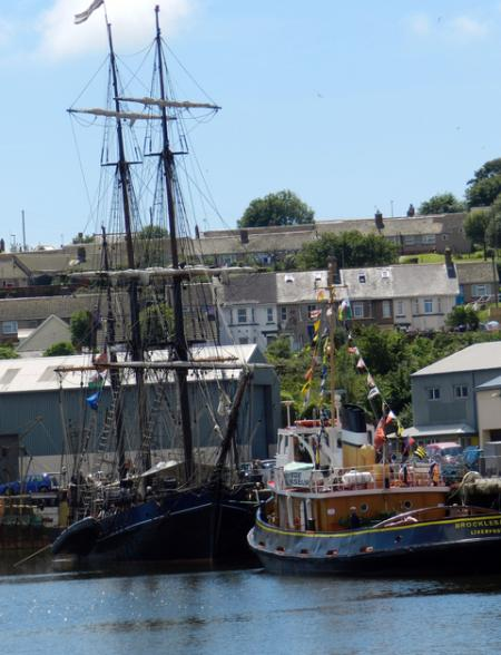 Fish Week begins in Milford Haven with a day of family fun, entertainment and food.